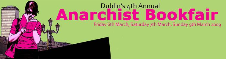 2009 Dublin anarchist bookfair