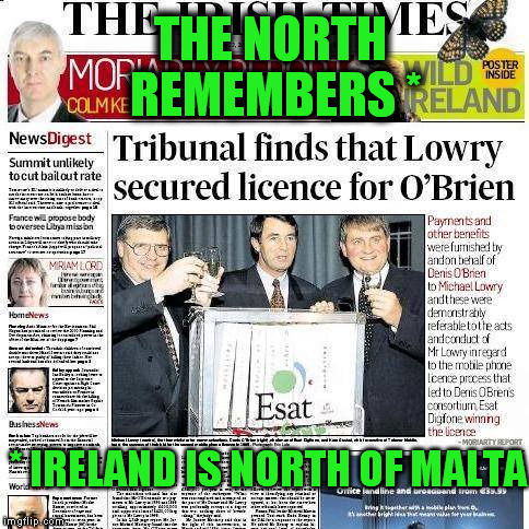 A Non-Exhaustive List of Facts about Denis O'Brien | Workers